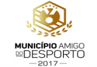 municipio amigo do desporto 2017